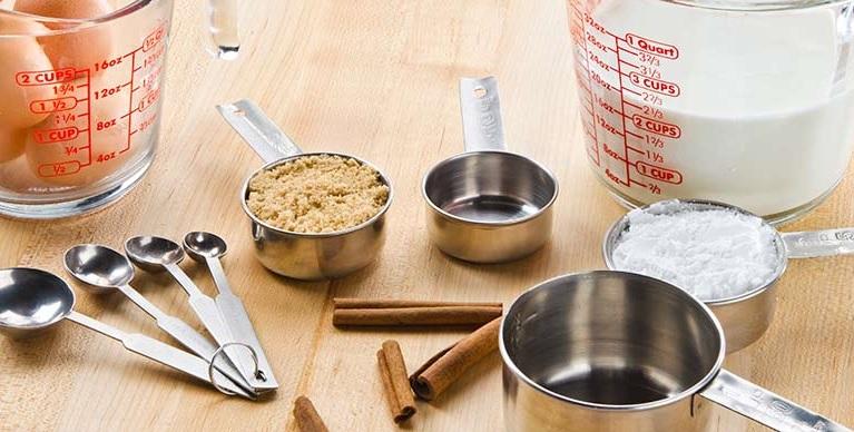 כלי מטבח, ציוד מטבח, מטבח, בישול, כלי מדידה, משקלים, מידות, בישול