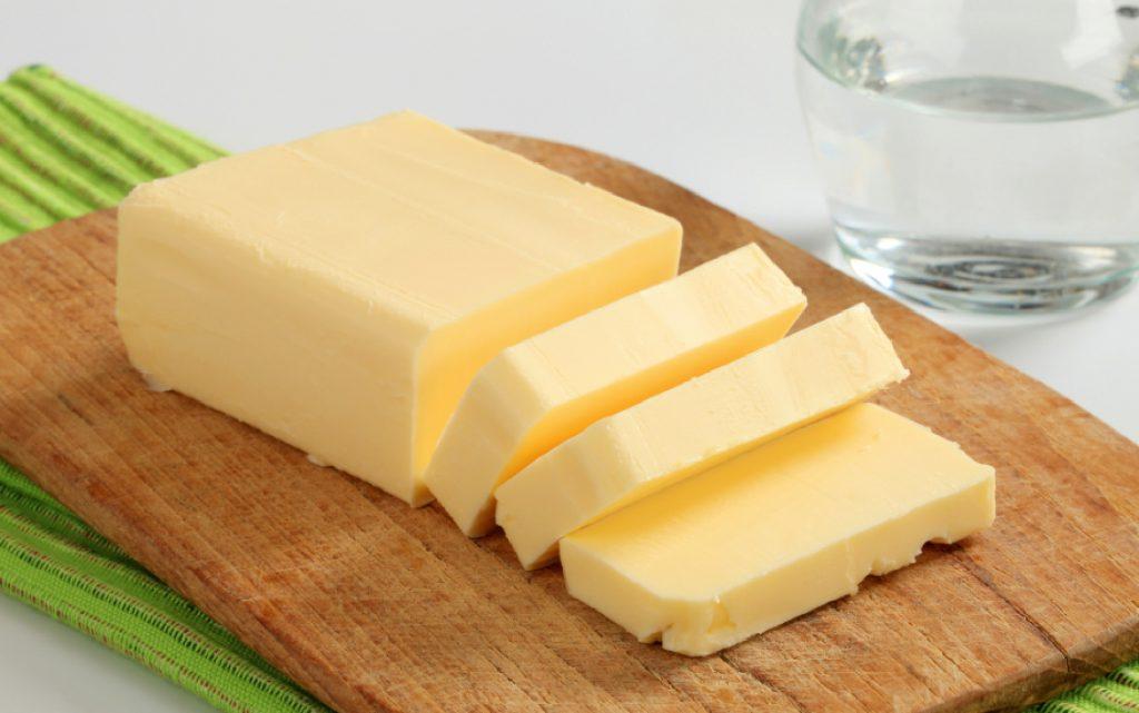 מידות וכמויות במטבח, כלי מטבח, כמויות, מידות, חמאה